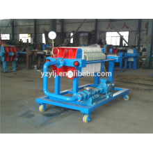 450 Plaque filtrante à membrane haute pression PP pour filtre-presse