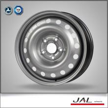 16 Zoll Silber Kundenspezifische Autos Radteile Stahl Auto Räder Felge