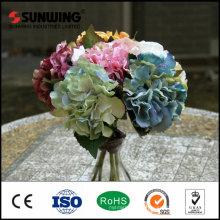 cheap artificial blue orchids flowers arrangement