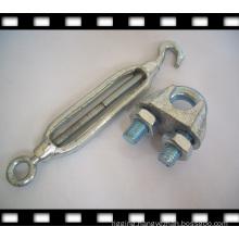 JIS Type Hook Eye Turnbuckle