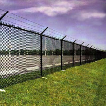 PVC bekleed High Way Chain Link Hence