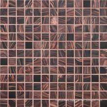 20*20mm Glass Mosaic for Wall Bathroom