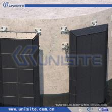 Marco de guardabarros de alta resistencia para evitar colisiones (USC-10-007)