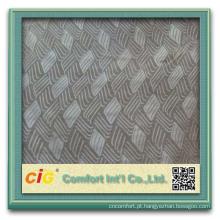 Projeto popular em relevo tecidos para tampa de assento do carro