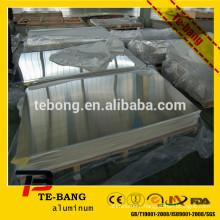 1060/1100/ aluminium product sheet price