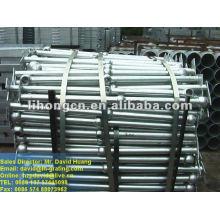 painted or galvanized mild steel hand railing