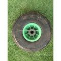4.10/3.50-4 Flat Tire PU Foam Wheel