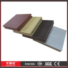 WPC Laminate Wood Flooring Garden Floor Covering
