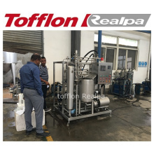 200L Per Hour Milk Pasteurilizer Machine