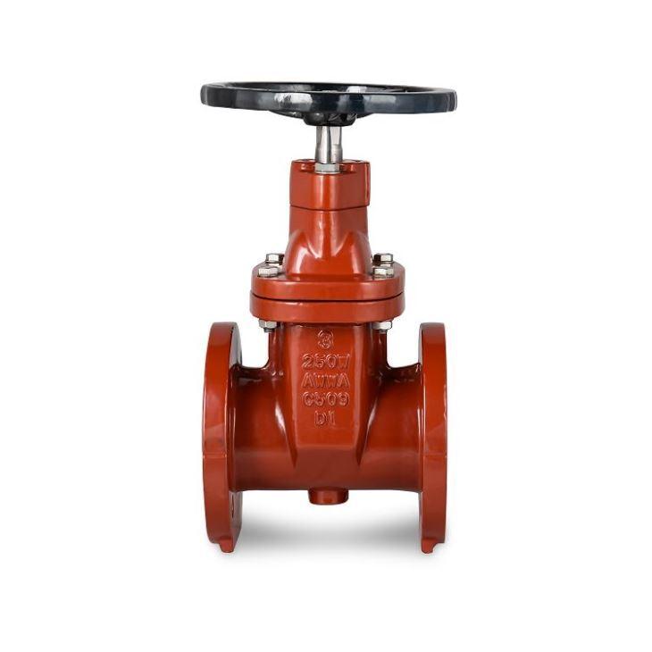 nonrising stem gate valve