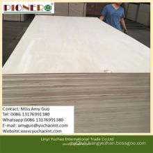 5mm Cc/Cc Grade Poplar Plywood Specifically Used for Packing