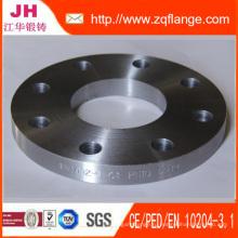 Прозрачный плоский фланец, фланец DIN / JIS / ANSI / BS / Uni