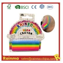 Regenbogen-Körper-Anstrich-Zeichenstift für Party-Dekoration-Geschenk