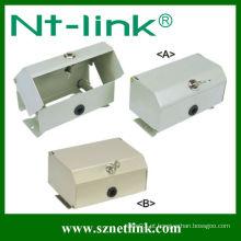 Caixa de distribuição de metal de 20 pares
