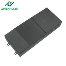 Controlador LED de voltaje constante regulable plateado de 40W 12V
