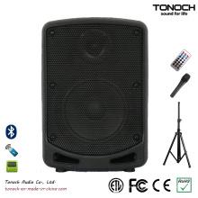 6,5 Zoll PRO Portable Lautsprecher mit Akku