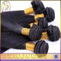 billiges brasilianische glattes Haar Weben, brasilianische schwarze Haare bun