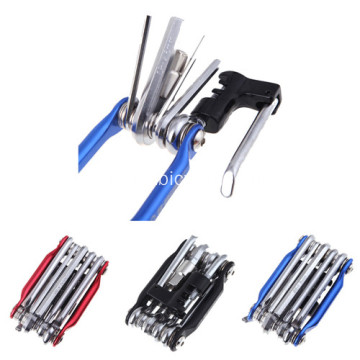 16 in 1 Bike Tools Set Multifunktion