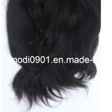 Imitation Hair-100% Natural Straight Brazilian Human Hair