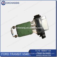 Genuino Transit V348 Ventilador delantero Speed Resister 7C19 18B647 AA