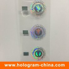 Roll Demetallization Holographic Hot Stamping Foil