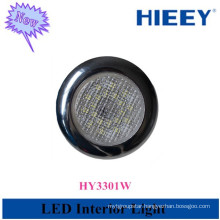 LED Round interior ceiling light trailer used led ceiling interior lamp