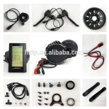 Melhor vendedor Bafang 8FUN 36 V 250 W 350 W BBS01 motor central kit de conversão de bicicleta elétrica