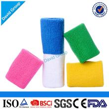 Le bandeau extensible promotionnel de poignet extensible adapté aux besoins du client chinois de nouveaux produits