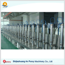 Deep Well Bore Hole Vertical Trubine Construction Submersible Water Pump