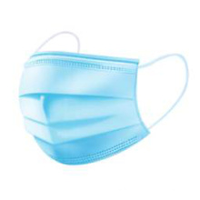 3 Ply Medical Mask in Blue 50pcs/Box