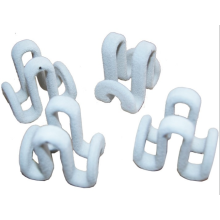 White Hanger Clips for Flocked Hangers