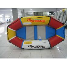 Mode Kinder Kind Spielzeug PVC-aufblasbare Boot mit Airpillow