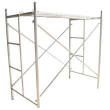 factory price used scaffolding system frame