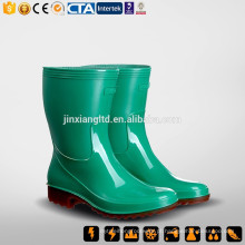 CE China Nova Borracha & PVC Rain Boot & Injeção de PVC insulative PVC Botas