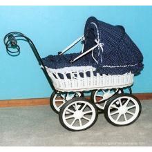 (BC-BA1007) Qualitäts-handgemachter Weide-Baby-Spaziergänger