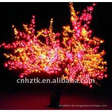 Weihnachten führte Baum