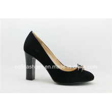 New Style Square Heel Fashion Shoes for Office Lady