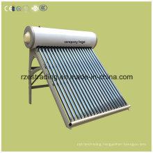 China Made Vacuum Glass Tubes Solar Water Heater