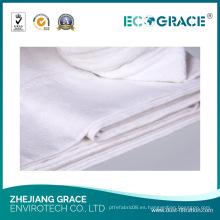 Bolsa de filtro de alta temperatura Filtro PTFE de fibra de vidrio