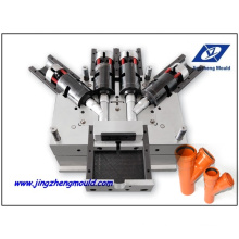 Plastic Collapsible Core 32mm Tee Mould