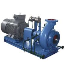 Horizontale Marine Hochtemperatur-zentrifugale Wasser-Pumpe