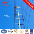 132kv Transmission Line Electric Power Pole