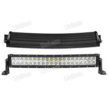 "Waterproof Curved 41.5"" 240W Dual Row CREE LED Light Bar"