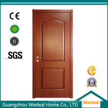 PVC Veneer Door with Solid Wood for Hotel Project (WDHO41)