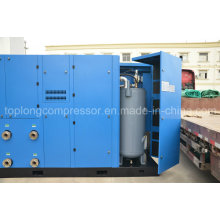 Two Stage China Brand 4MPa Oil Free Screw Air Compressor