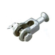 Pole Line Fitting Hardware-accessoires Ball Clevis