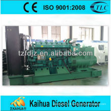 650kw Powered by Yuchai generator sets with leroy somer generator