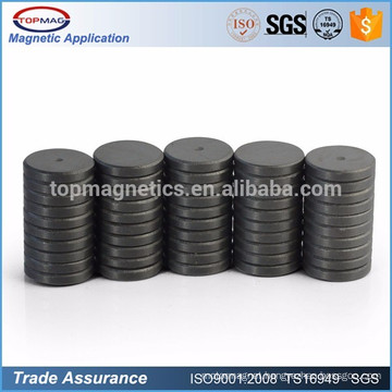 Ferrite Magnet Disc used for industrial field Ceramic magnet