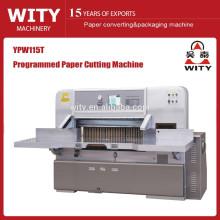 Prix de la machine à découper en papier haute précision YPW-T
