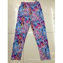 Ladies Knitted New Pattern Printed Panties Trousers